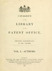 publication library patent office
