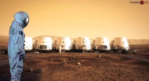 Mars One: colonization of Mars