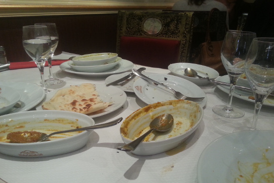 MyScienceWork's curry carnage