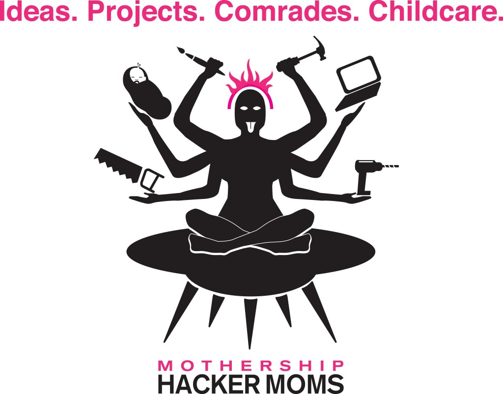 Mothership HackerMoms, the first child-friendly hackerspace