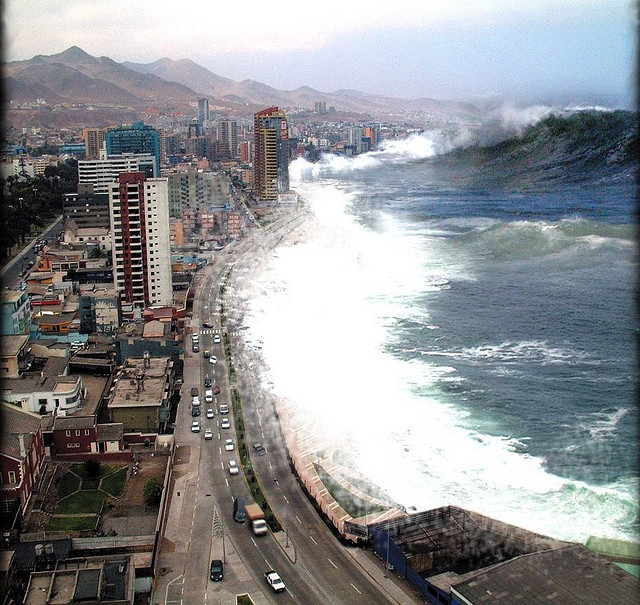 the future incoming natural disasters essay