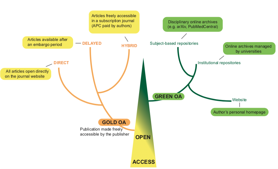 Open Access Definition Pic
