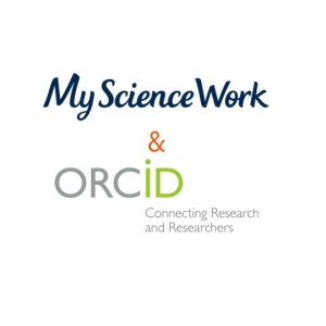 MyScienceWork announces a partnership with ORCID