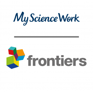 MyScienceWork to index award winning Open Access scholarly publisher Frontiers