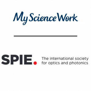 MyScienceWork to index the SPIE Digital Library, the world's largest collection of optics and photonics applied research articles