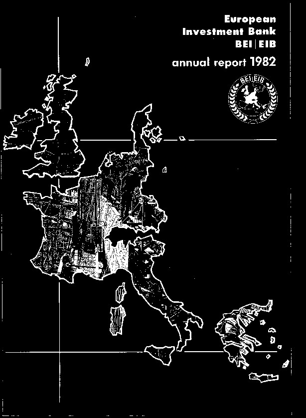 European Investment Bank annual report 1982